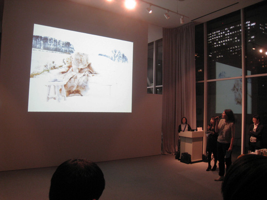 The Soft World at Dutch Design Night (Tokyo)