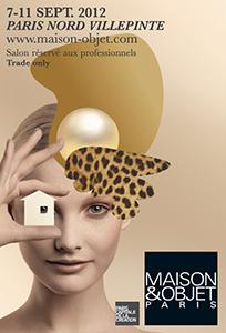 Maison & Objet Paris, Scènes d'intérieur, September 2012