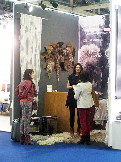 The Soft World at Heimtextil 2013