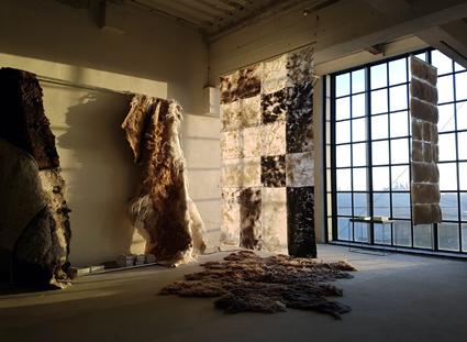 The Soft World | Felt art & design | Art & architecture | Hidden