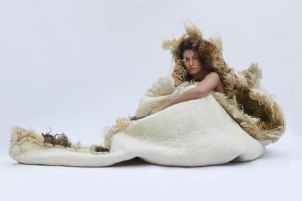 The Soft World | Felt art & design | Woolcocoon