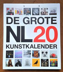 De Grote Nederlandse Kunstkalender 2020, The Soft World, Beatrice Waanders