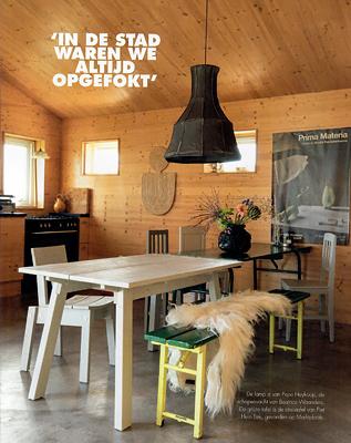 Linda magazine, for Studio Aandacht, fall edition 2020