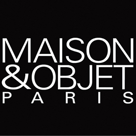 Maison & Object, Paris, Hall 7, department Scènes d'Intérieur, stand G 151, 8 -12 September 2017
