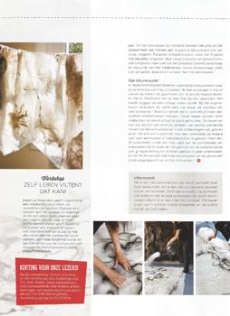 Maison Victor, Belgian magazine, Summer 2014