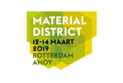 The Soft World, MaterialDistrict, April 2019, Rotterdam