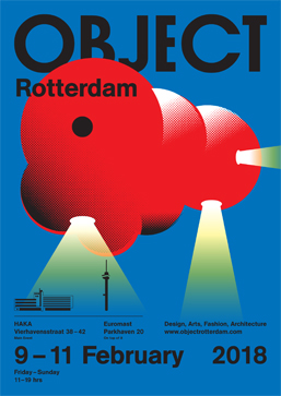Object Art & Design fair, Rotterdam, 9 - 11 February 2018