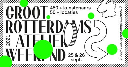 September 2021, The Soft World, Beatrice Waanders, Groot Rotterdams Atelier Weekend