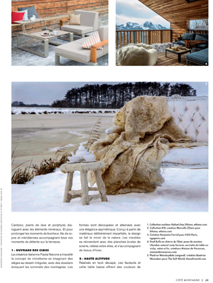 L'Eventail, Belgian magazine, December 2020