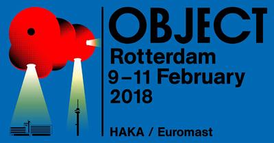Object 2018, Rotterdam, HAKA, Euromast