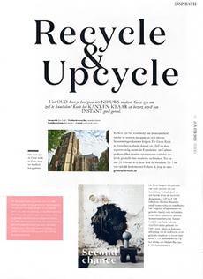 Residence, Dutch magazine, January 2021