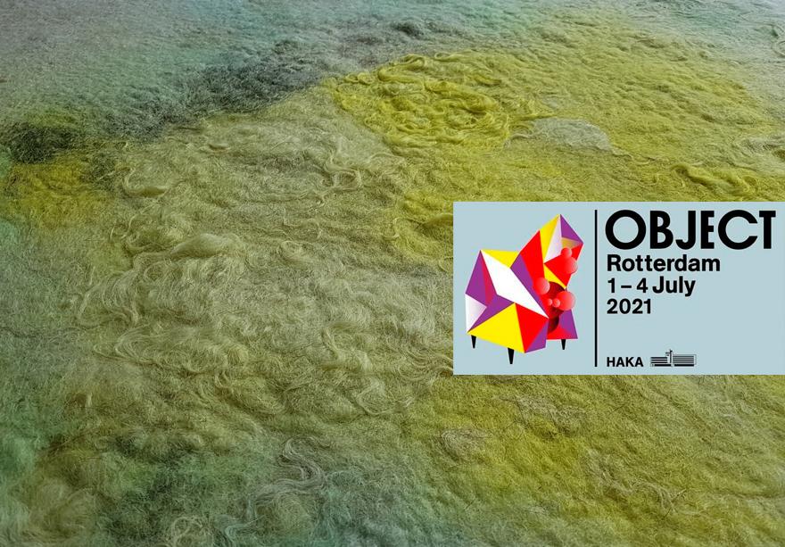 The Soft World | Beatrice Waanders | Rotterdam | Felt art & design