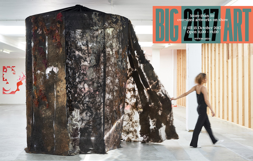 The Soft World - Beatrice Waanders Home Couture, BIG ART, Amsterdam, 12 - 15 October 2017