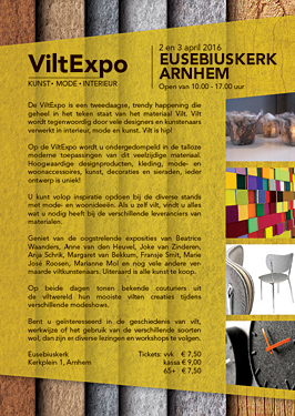 Viltexpo, Arnhem, 2/3 April 2016