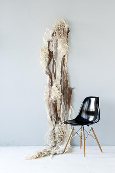 Wool-hangings